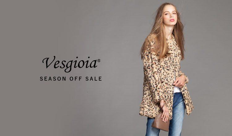 VESGIOIA  SEASON OFF  SALE