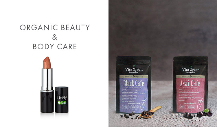 ORGANIC BEAUTY&BODY CARE