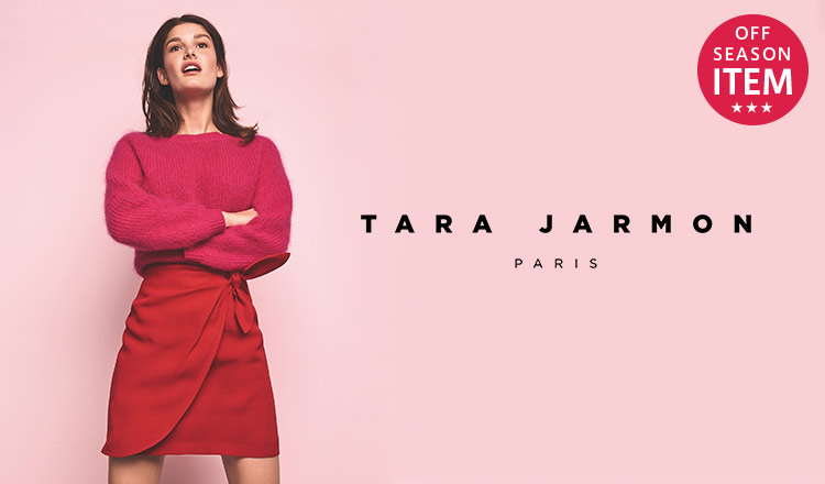 TARA JARMON -SEASON OFF ITEM-