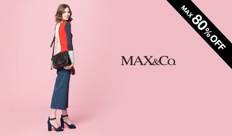 MAX & CO.APPAREL-3 -MAX82%OFF-