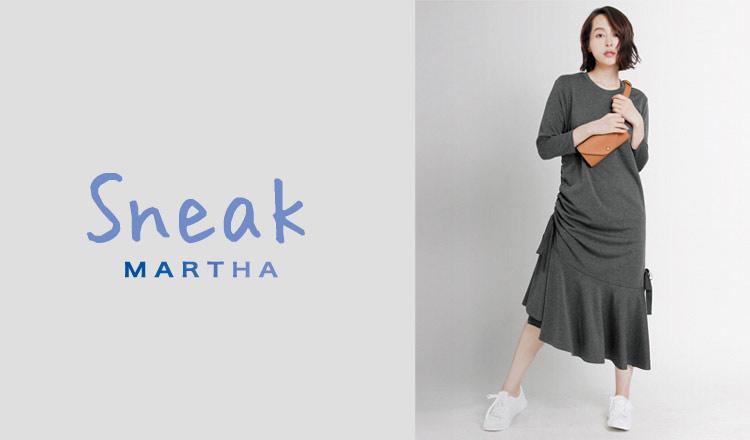 MARTHA・Sneak(マーサ・スニーク)