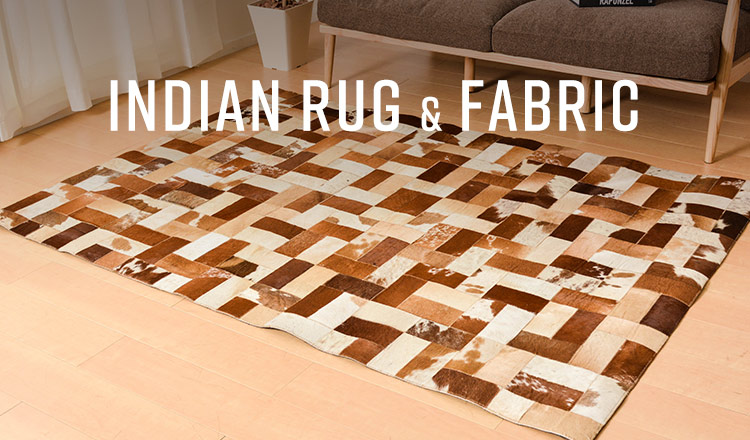 INDIAN RUG & FABRIC