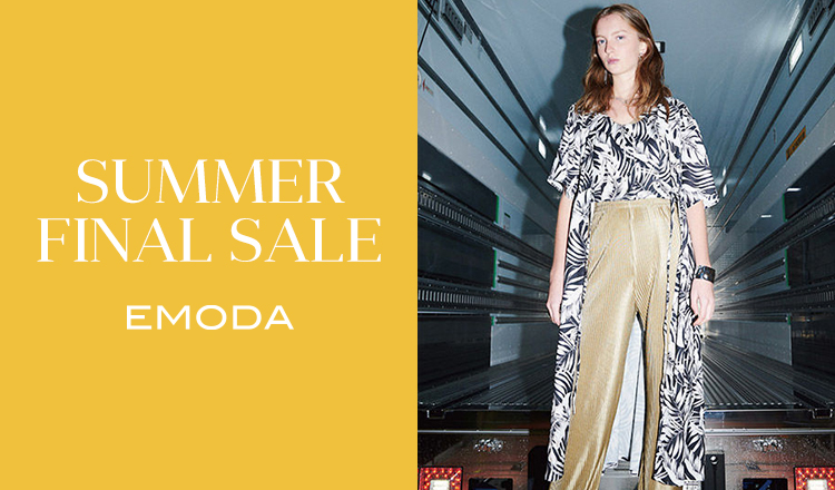 EMODA -SUMMER FINAL SALE-