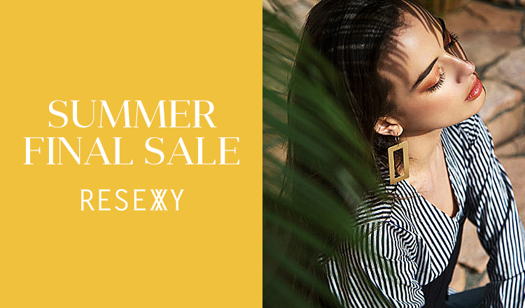 RESEXXY -SUMMER FINAL SALE-