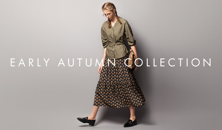 EARLY AUTUMN COLLECTION