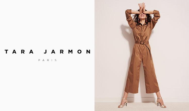 TARA JARMON -TALL&LARGE-