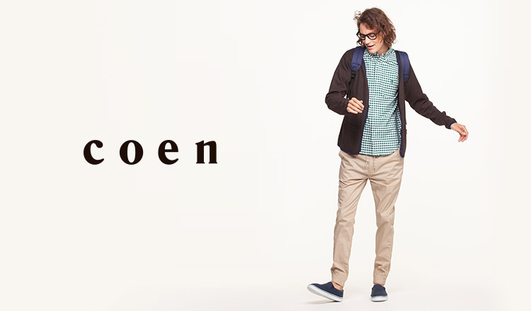COEN MEN:ALL ¥1,500