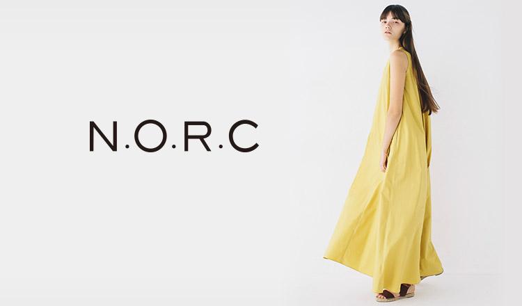 初登場!N.O.R.C 大人の為の究極コスパブランド