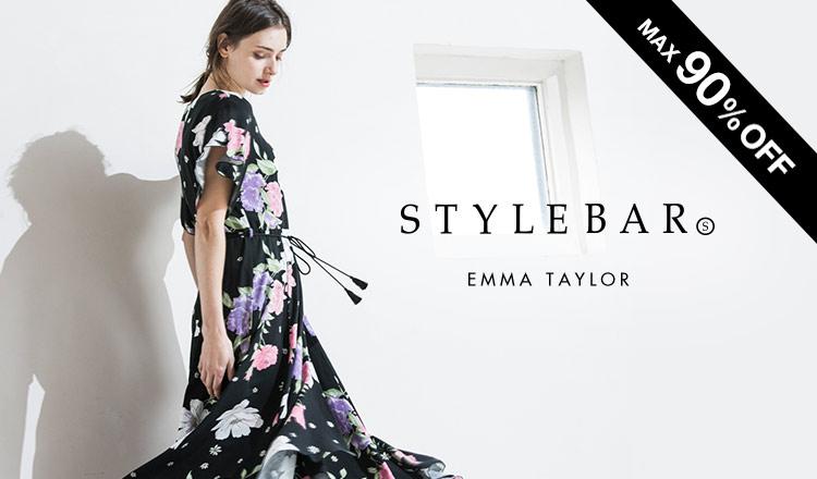 STYLE BAR -EMMA TAYLOR MAX85%OFF-