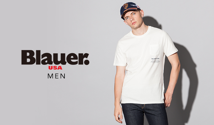 BLAUER. USA MEN