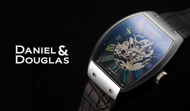 DANIEL & DOUGLAS / MICHEL JURDAIN