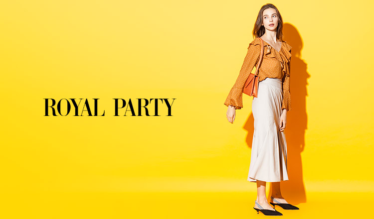 ROYAL PARTY ALL 80%OFF