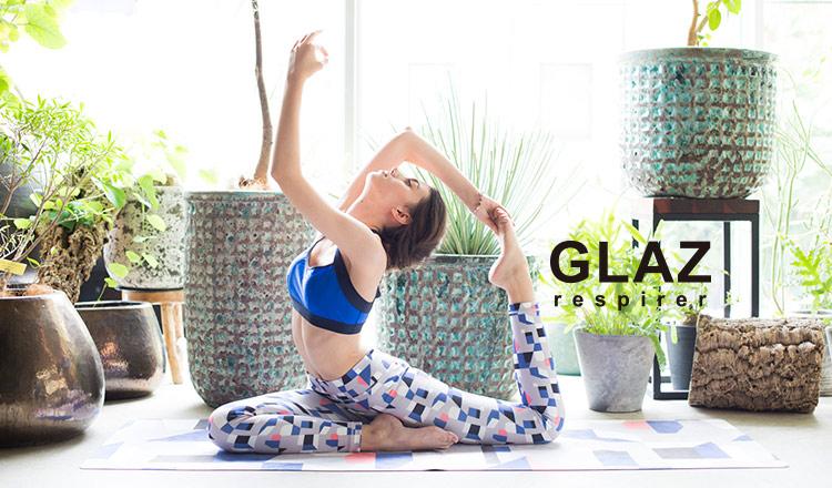 GLAZ respirer -YOGA & FITNESS WEAR MAX 70%OFF-