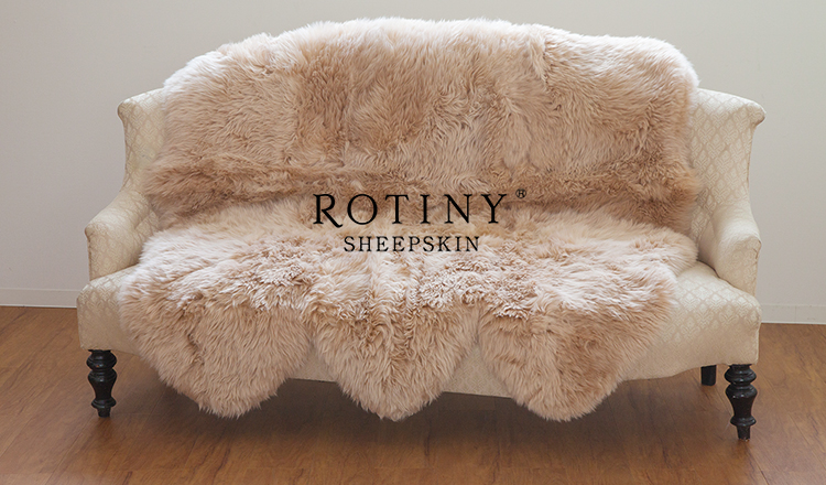 ROTINY SHEEPSKIN(ロティニー・シープスキン)
