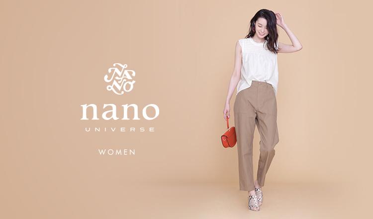 NANO・UNIVERSE WOMEN