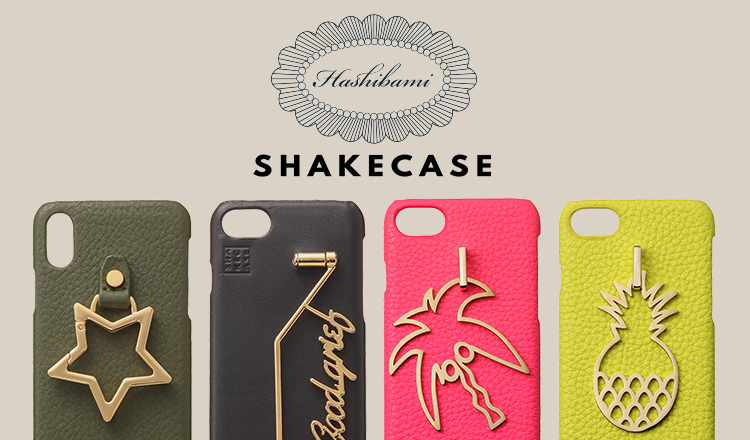 HASHIBAMI & SHAKE CASE