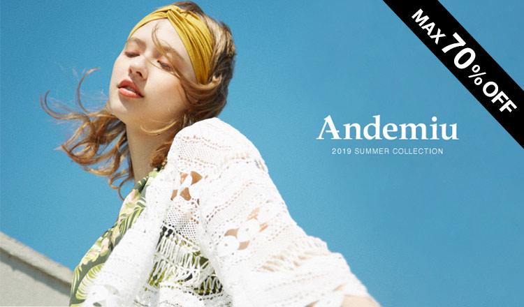 ANDEMIU -MAX 70%OFF-