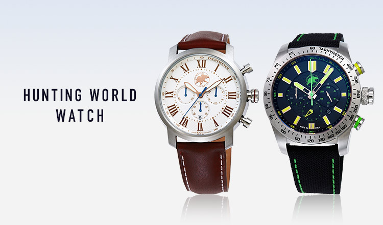 HUNTING WORLD Watches