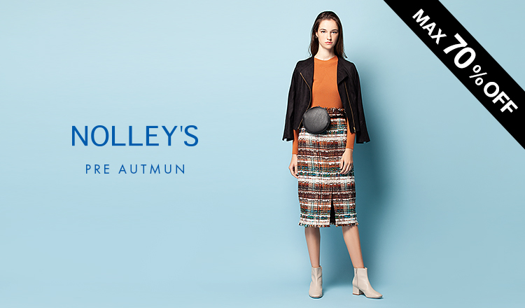 NOLLEY'S -PRE AUTUMN MAX 70%OFF-