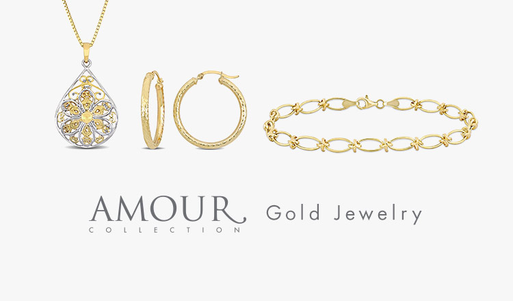 Amour Gold Jewelry