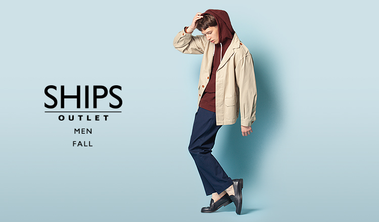 SHIPS OUTLET MEN -FALL-