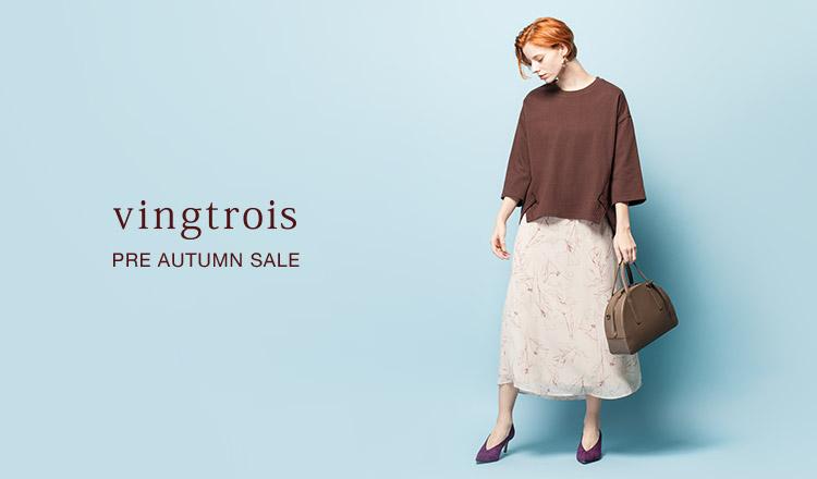 VINGTROIS -PRE AUTUMN SALE-