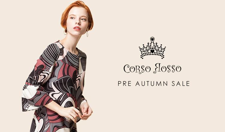 CORSO ROSSO -PRE AUTUMN SALE-