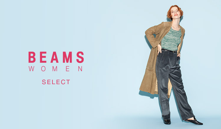 BEAMS WOMEN -SELECT-