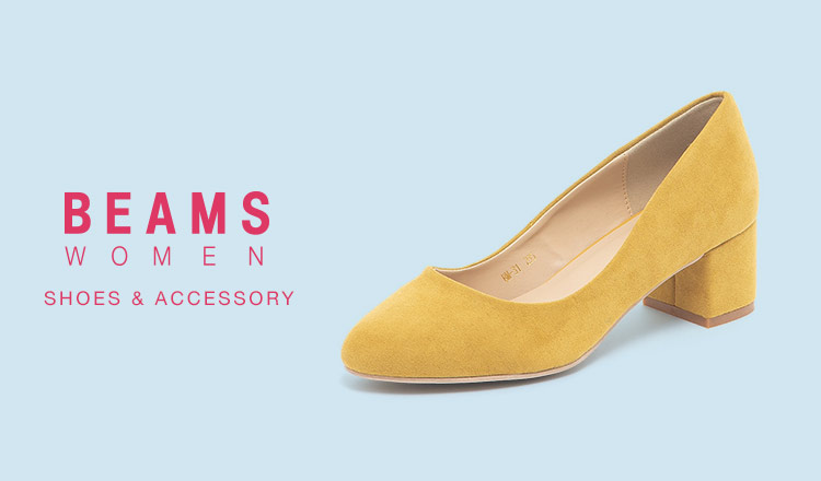 BEAMS WOMEN -SHOES&ACCESSORY-