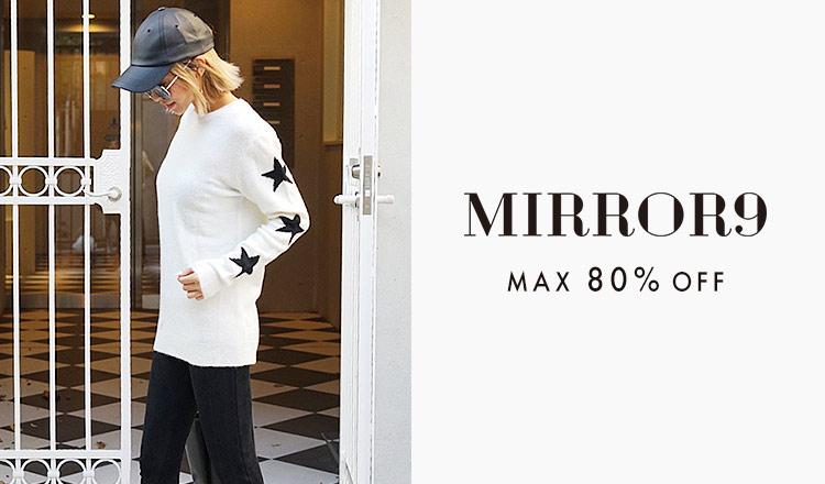 MIRROR9 -MAX80%OFF-