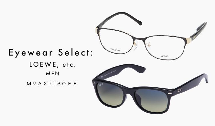 Eyewear Select: LOEWE, etc.