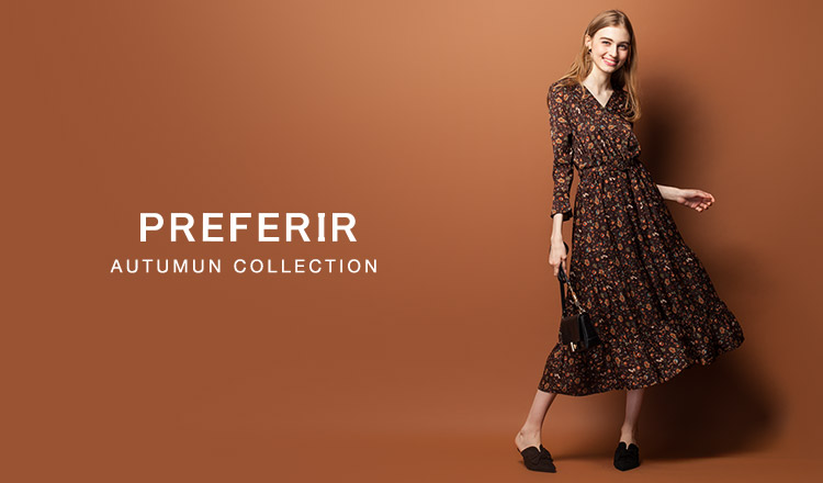 PREFERIR -AUTUMN COLLECTION-