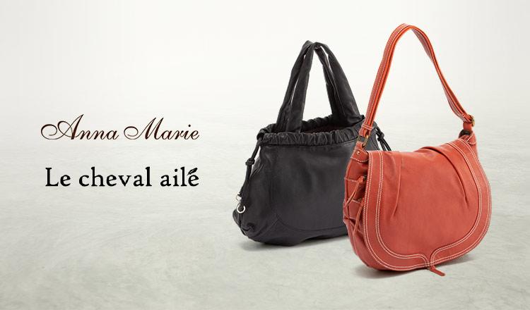 ANNA MARIE/LE CHEVAL AILE/ANCHERI VIF