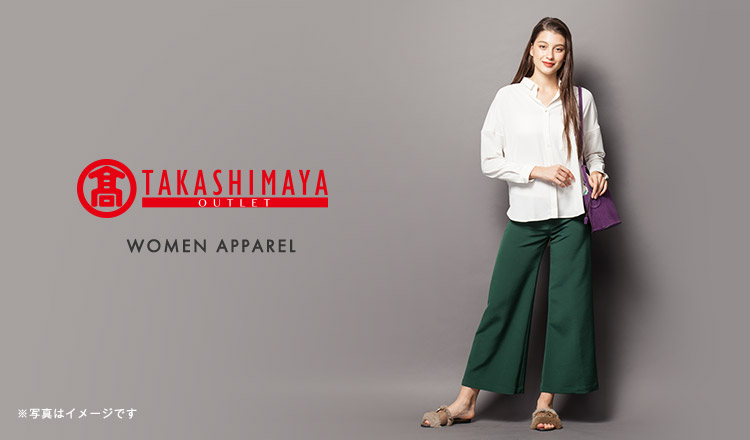 TAKASHIMAYA WOMEN APPAREL