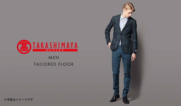 TAKASHIMAYA MEN TAILORED FLOOR