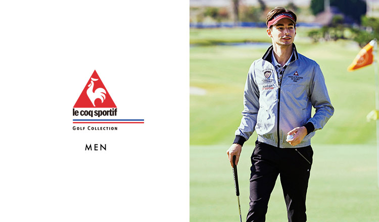LE COQ SPORTIF GOLF MEN