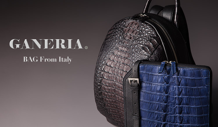 GANERIA  : BAG From Italy