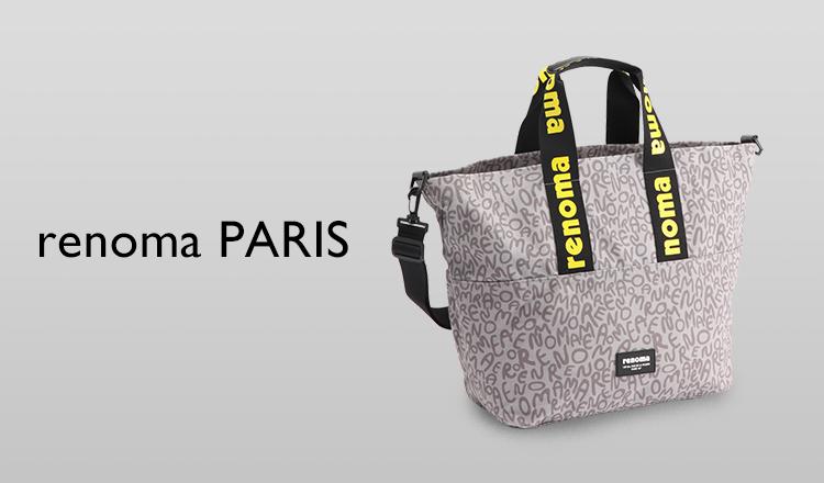 renoma PARIS(レノマ パリス)