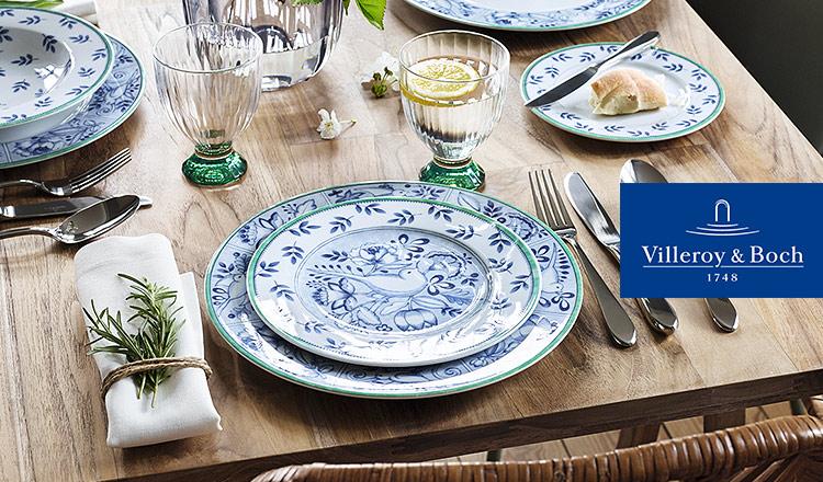 VILLEROY & BOCH~ドイツ×フランスのテーブルウェア