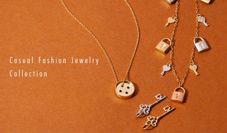 Casual Fashion Jewelry Collection