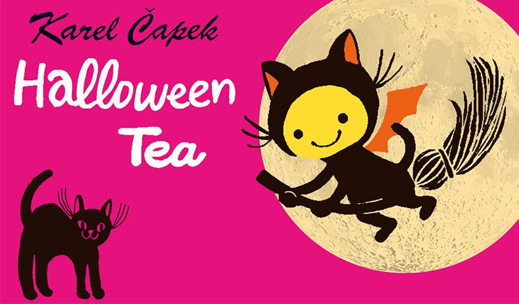 HAPPY HALLOWEEN - カレルチャペック紅茶店