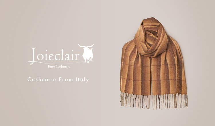 Cashmere From Italy : Joieclair MEN