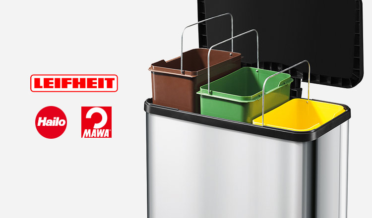 LEIFHEIT/HAILO/MAWA -ドイツの家庭名品-