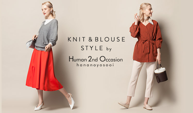 KNIT & BLOUSE STYLE BY H2O