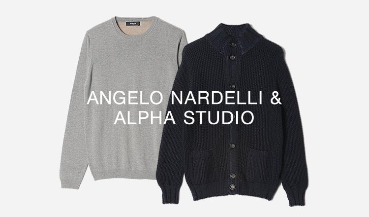 ANGELO NARDELLI & ALPHA STUDIO