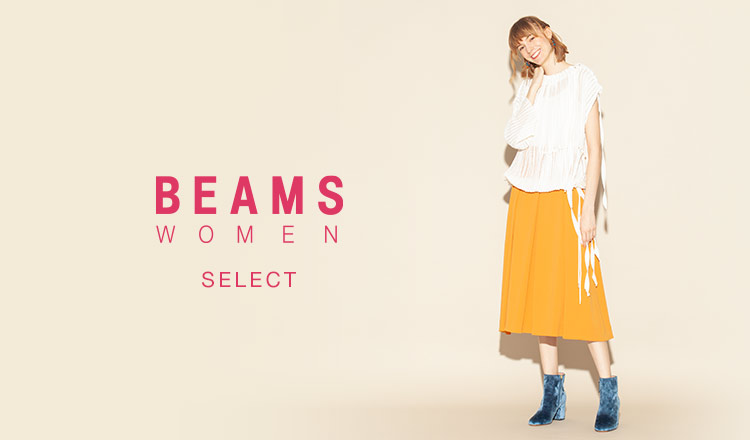 BEAMS WOMEN SELECT