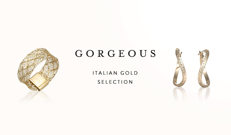 GORGEOUS ITALIAN GOLD SELECTION