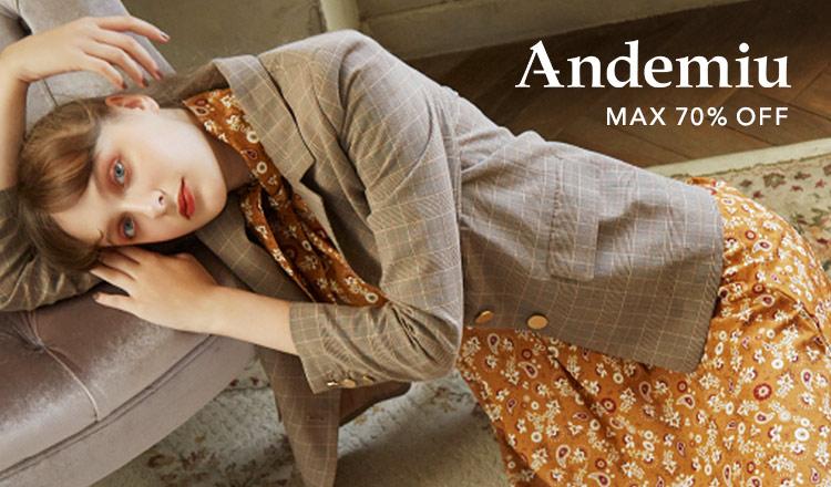 ANDEMIU -MAX70%OFF-
