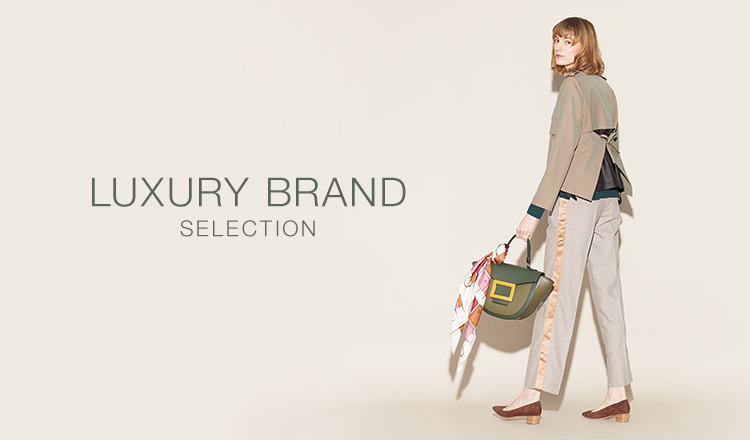 LUXURY BRAND SELECTION