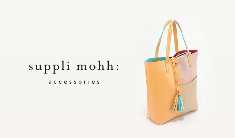 suppli mohh : accessories